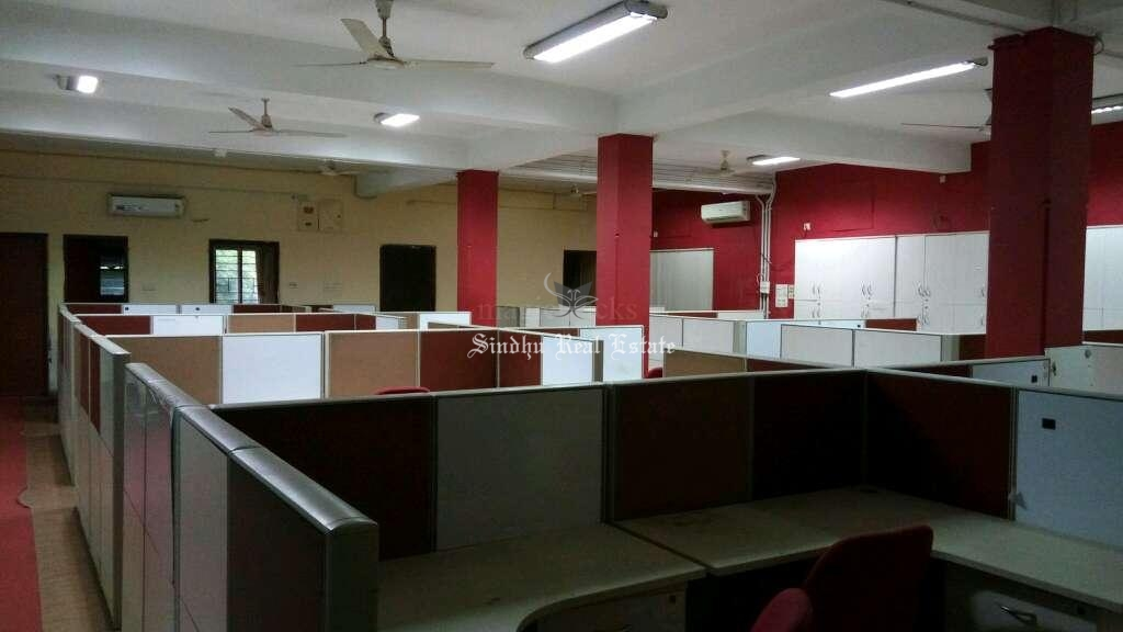 commercial office space for rent at Salt Lake sector -5