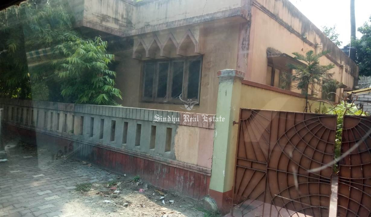 5.25 Katha house for sale in Sector I, Salt Lake